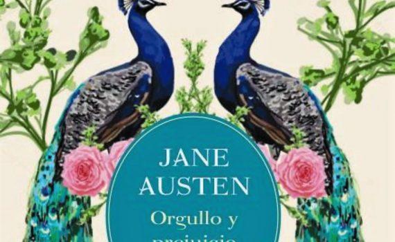 Portada Orgullo y Prejuicio, de Jane Austen