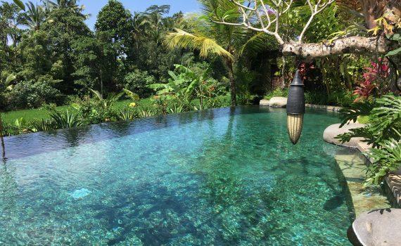Hotel de lujo en Ubud Indonesia