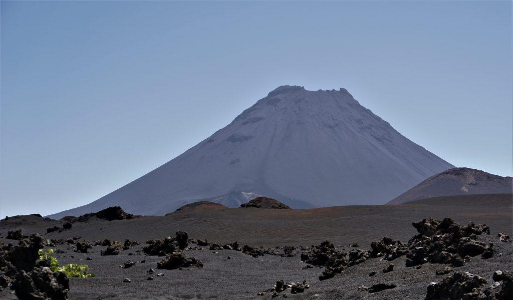 Vista del Pico de Fogo