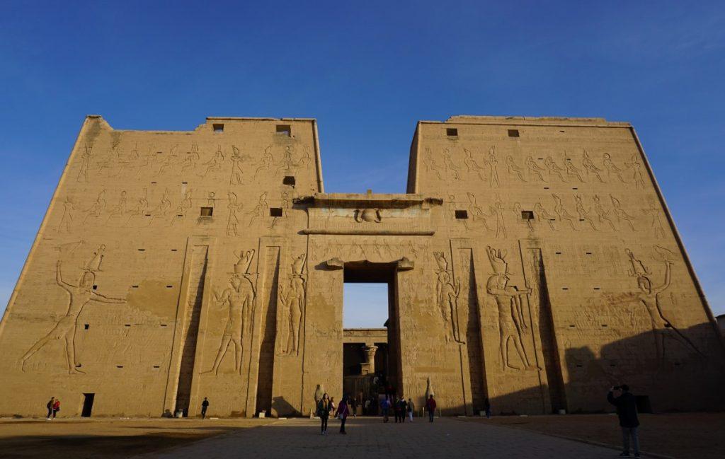 Templo de Edfu (Valle del Nilo)