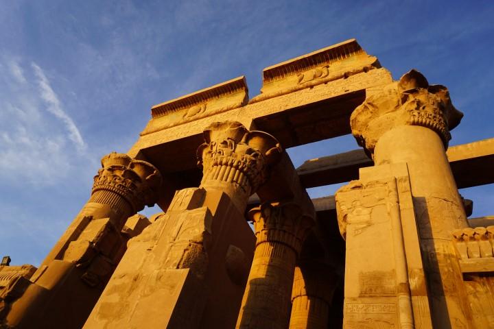 Templo del dios Sobek (Valle del Nilo)