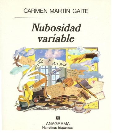 Reseña literaria Nubosidad variable