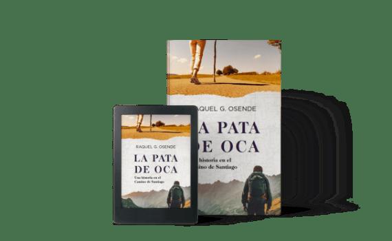 Una novela sobre el Camino de Santiago