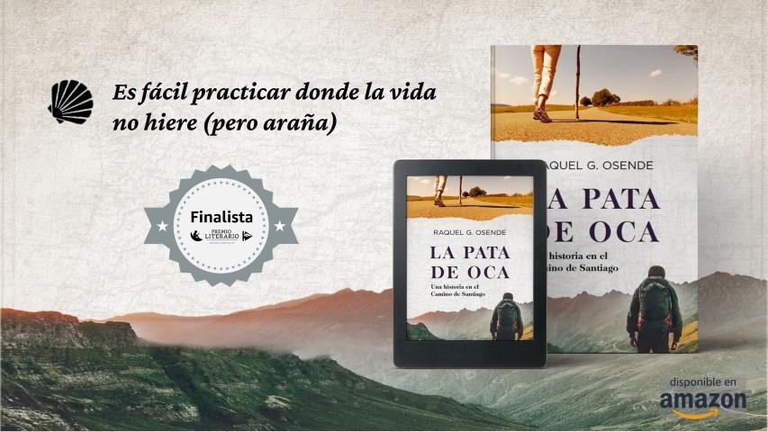 Finalista premio literario Amazon 2020